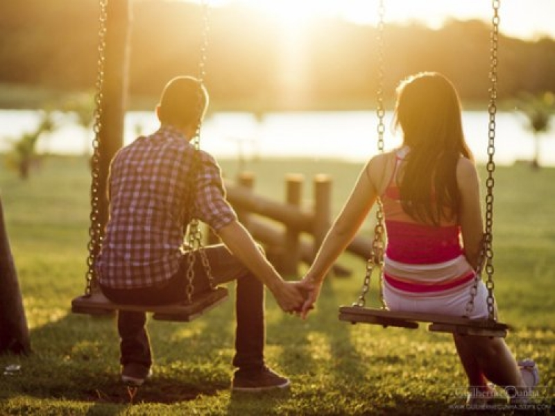 فتوى مصرية : الحب بين الشاب والفتاة مطلوب ..!!