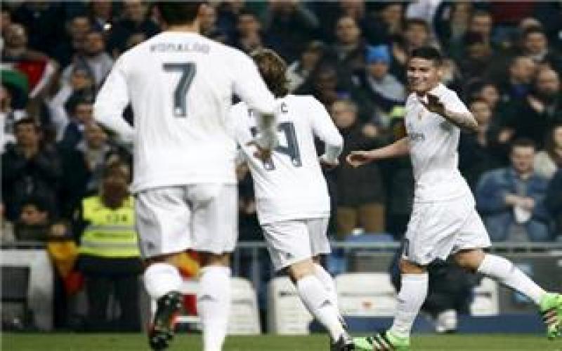 ريال مدريد يداوي جراحه بثلاثية في ليفانتي