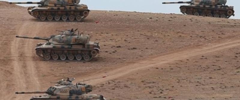 100 ألف مقاتل تركي يستعدون  للتدخل العسكري في سوريا