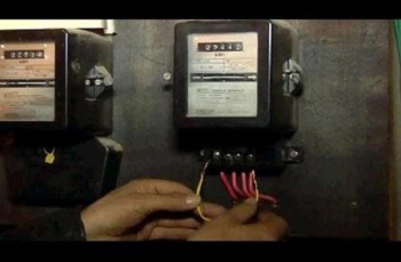 2487 حالة استجرار غير مشروع للكهرباء