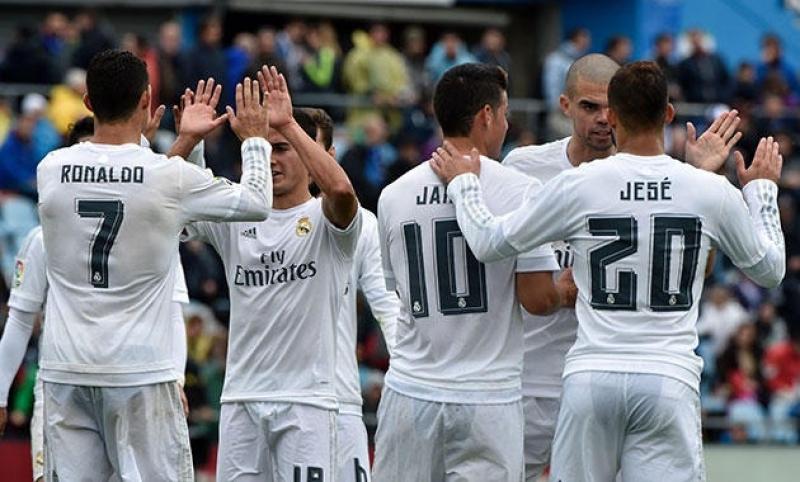 ريال مدريد يقسو على خيتافي ويحتل الوصافة