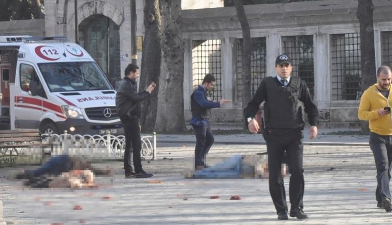 انتحاري إسطنبول