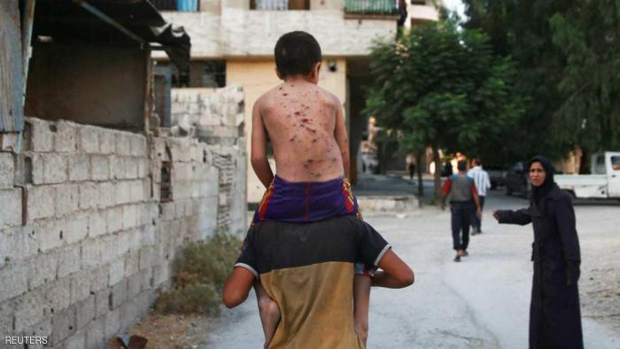 اشتباكات عنيفة بين الجيش والمعارضة المسلحة في ريف دمشق