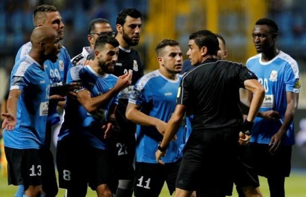 الفيصلي.. نرفض بعض تصرفات لاعبينا وجماهيرنا بمصر