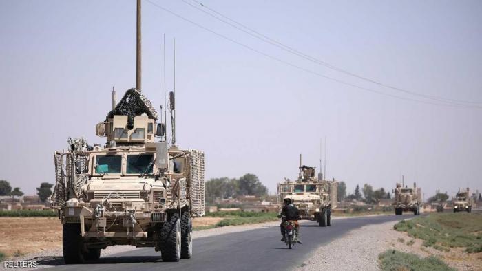 اشتباك بين قوات التحالف وفصائل تدعمها تركيا بسوريا
