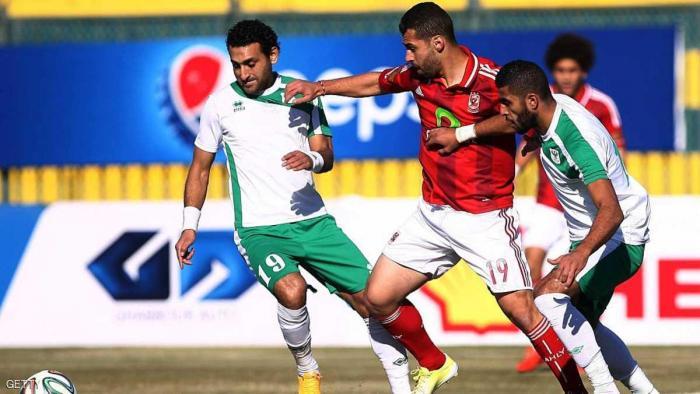 فحص منشطات في نهائي كأس مصر