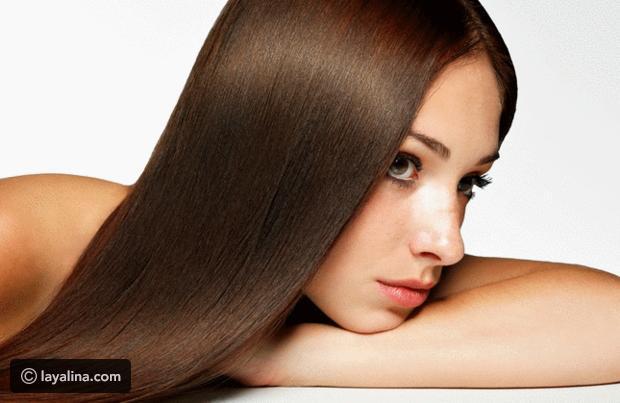8  خلطات لعلاج جميع أنواع الشعر