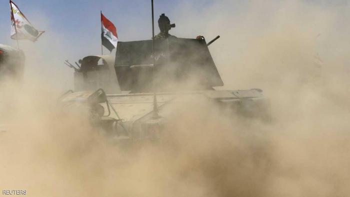 معركة تلعفر.. القوات العراقية تحاصر