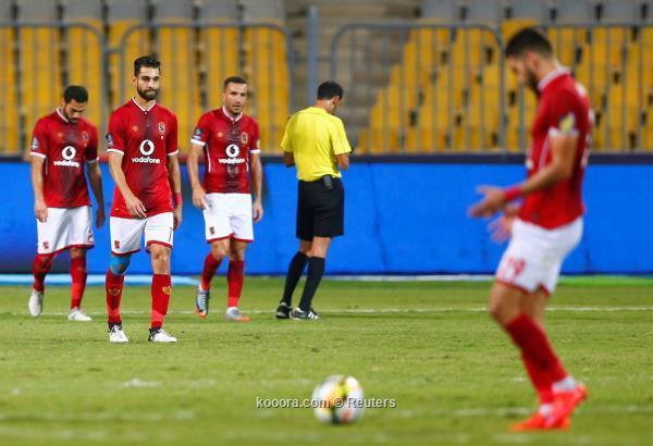 الأهلي يرفض معاقبة اللاعبين بعد الخروج المرير امام الفيصلي