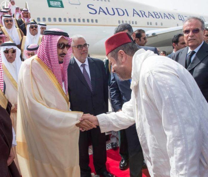 100 مليون دولار مصاريف ملك سعودية خلال عطلته في المغرب