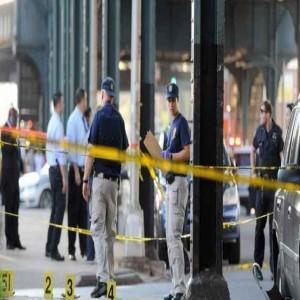 رجل يفتح النار في قنصلية الصين بامريكا ثم ينتحر