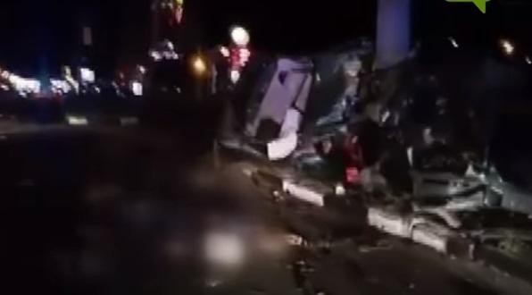 صحيفة اوكرانية تكشف تفاصيل الحادث الذي اودى بحياة 3 اردنيين - فيديو