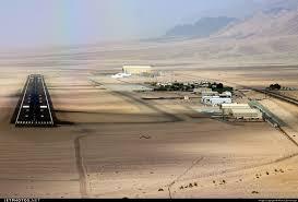 اغلاق مطار العقبة بسبب حادث انحراف طائرة