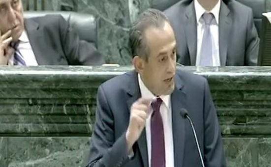 النائب رزوق يهدد الحكومة بسحب الثقة واسقاطها