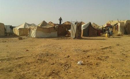 مقتل طفل باشتباك في مخيم الركبان قرب الحدود مع الأردن