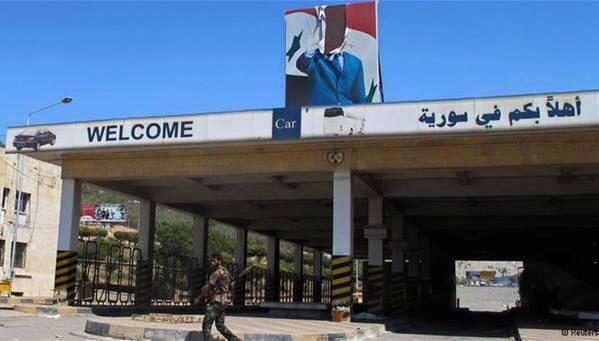 المعارضة السورية ستسلم معبر نصيب الحدودي مع الاردن بشرط