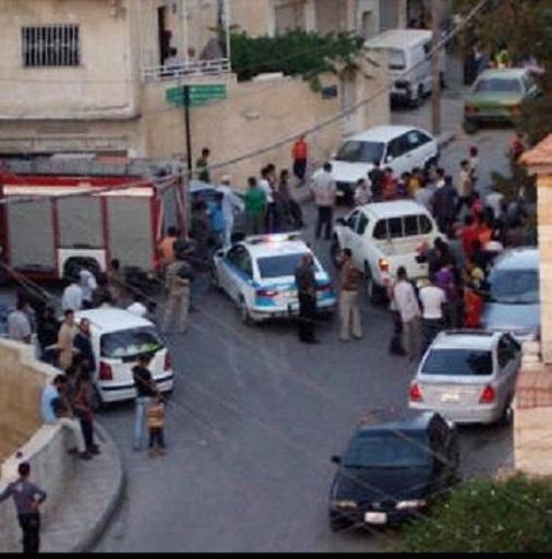 عمان.. سقوط فتاة من الطابق الرابع ووفاتها في ظروف غريبة
