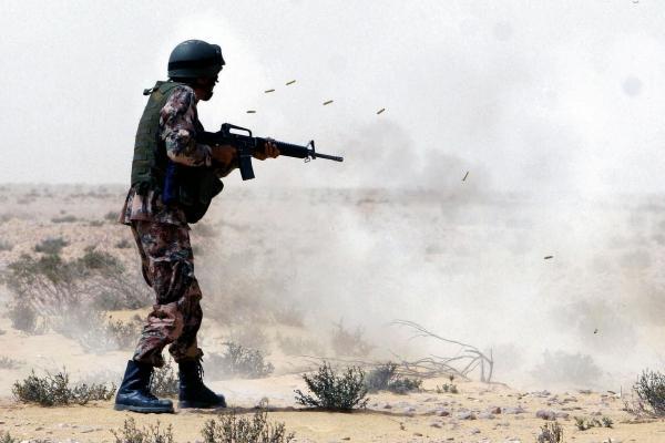 الجيش تصريح هام..  بخصوص ما جرى اليوم على الحدود الاردنية السورية