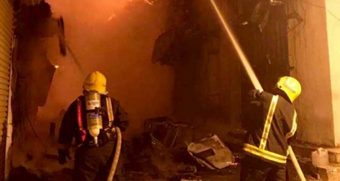 وفاة طفل في حريق منزل شمال شرق القدس