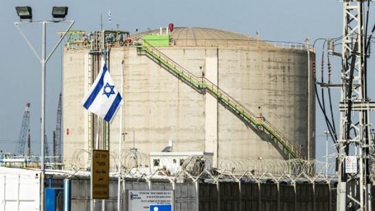 تقارير تتحدث عن نقل خزانات الأمونيا الإسرائيلية إلى الأردن