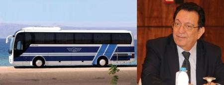 حداد : جـت تسعى لشراء خطوط النقل العام بين عمان والزرقاء