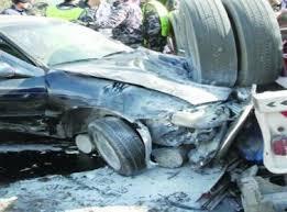 اربد.. إصابة (4) اشخاص بحادث تصادم سيارتي