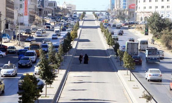 توقعات بأزمة سير لا تطاق بعد إغلاق نفق الصحافة في عمّان