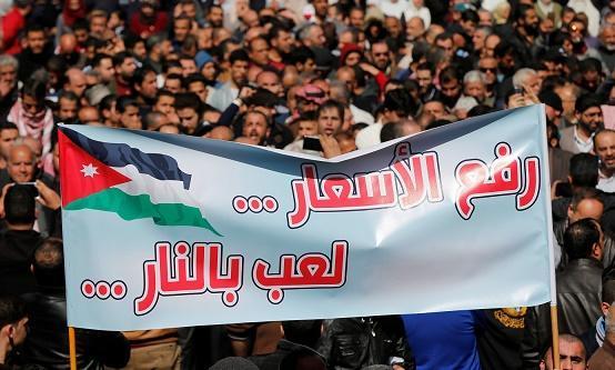 البنك الدولي يسأل : لماذا لا يدفع 97 % من الأردنيين ضريبة دخل