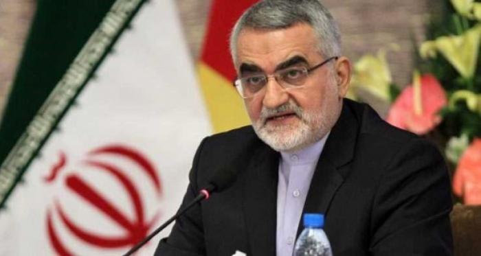 مسؤول إيراني: الحكومة والشعب السوري احبطا