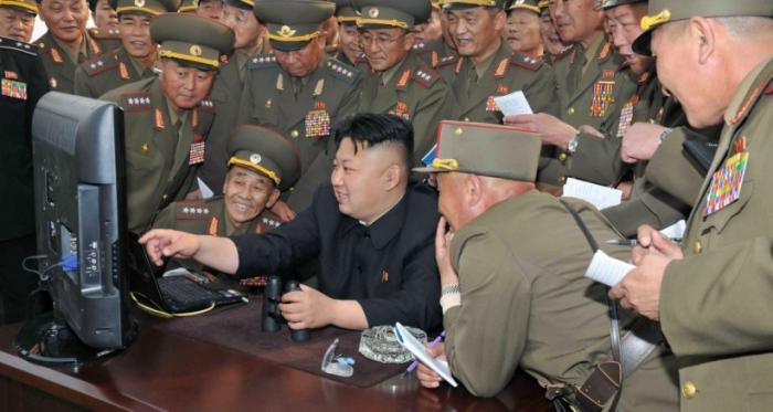 كوريا الشمالية تسرق