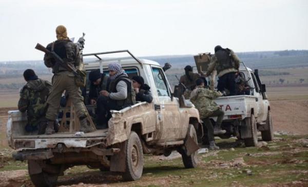 الجيش السوري وحلفاؤه يسيطرون على 9 مواقع حدودية مع الأردن