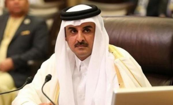 أمير قطر.. السعودية وحلفاءها يريدون تغيير النظام في بلادنا