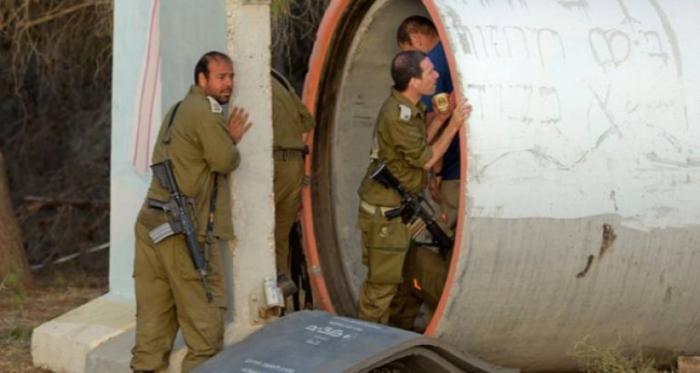 مستوطنو غلاف غزة يبيتون في الملاجئ خشية التصعيد