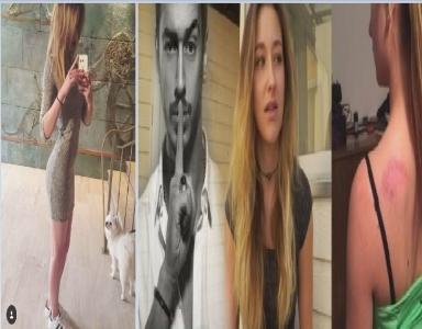 بالفيديو .. الشابة التي اتهمت المجرد بالاغتصاب تروي قصة ( ليلة الاغتصاب )