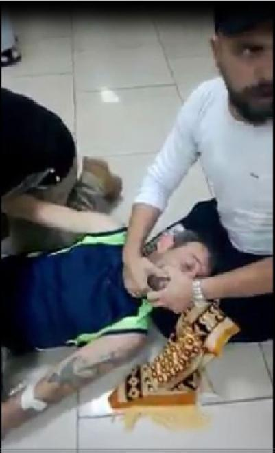 فيديو المريض