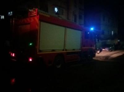 الرزرقاء.. اختناق اربعة أشخاص على اثر حريق نتج من تماس كهربائي