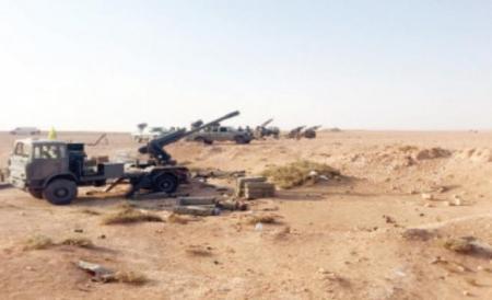 الجيش السوري يستعيد السيطرة على معظم مدينة البوكمال