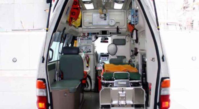 إجراء عملية ولادة داخل سيارة إسعاف في مادبا