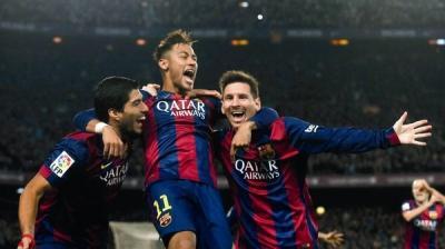 ميسي محذراً نيمار: انتقالك إلى ريال مدريد يهدد صداقتنا