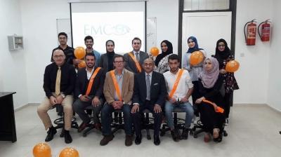 ورشة عمل في جامعة عمان الأهلية حول تقنيات فحص البصر