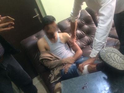 القبض على طالب طعن معلمه داخل مدرسة بالزرقاء