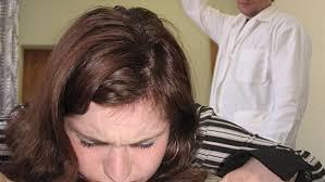 زوجة أردنية تضرب زوجها