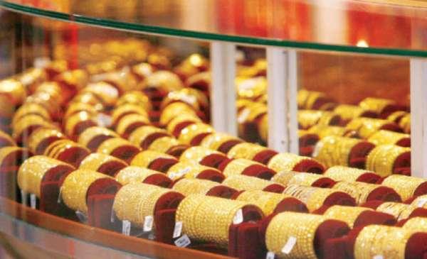 غرام الذهب عيار 21 يرتفع إلى 26.1 دينار