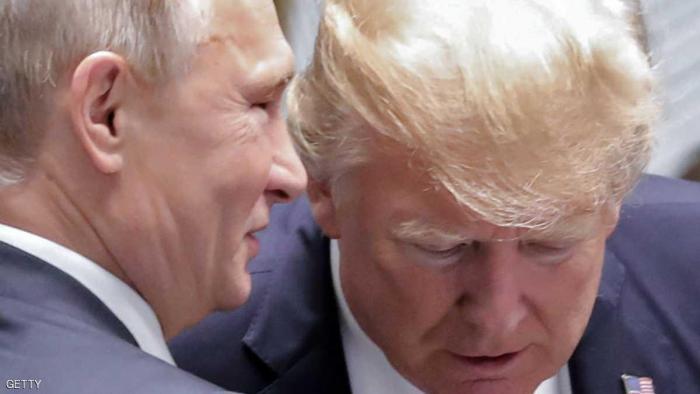 بوتن يهاتف ترامب وزعماء المنطقة بعد لقائه بالأسد