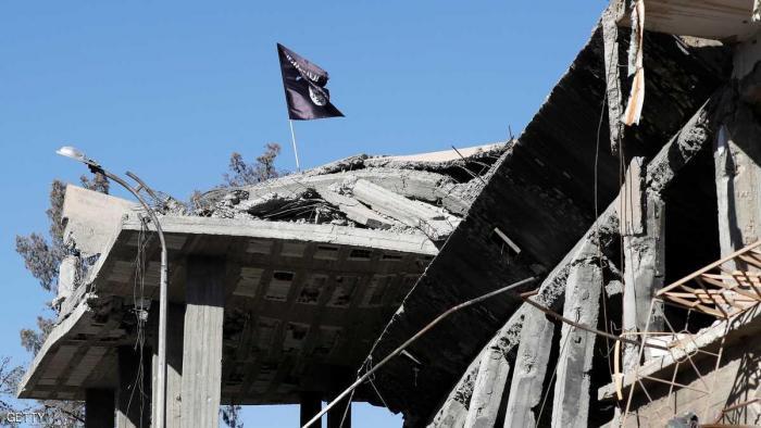 انهيار داعش بسوريا يفتح الباب أمام
