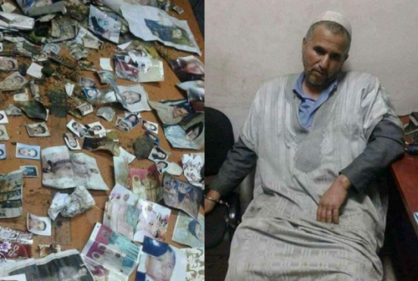 القبض على أخطر مشعوذ جزائري وهذا ما عُثر عليه في شقته!!