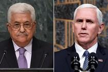 عباس يرفض استقبال نائب الرئيس الامريكي..!