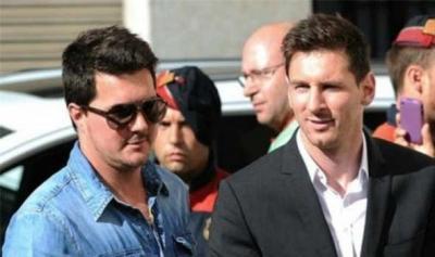 السلطات الأرجنتينية تعتقل شقيق ميسي (صورة)