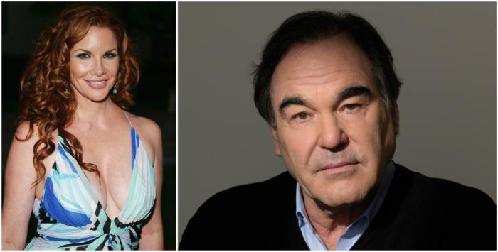 ميليسا جيلبرت تتهم المخرج أوليفر ويلسون بالتحرش بها جنسيا! (صور)