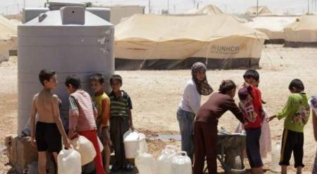 نائبة تقترح ترحيل الأردنيين إلى مخيم الزعتري !!